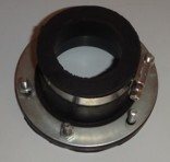 50mm Rubber Flange Connector